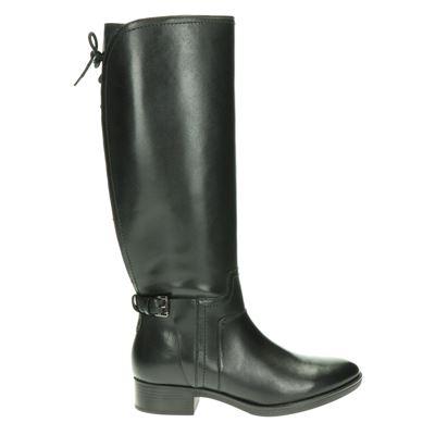 Geox dames laarzen zwart