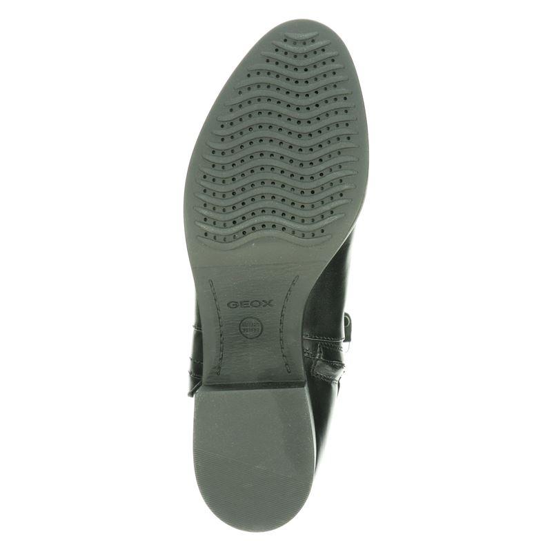 Geox Felicity - Hoge laarzen - Zwart