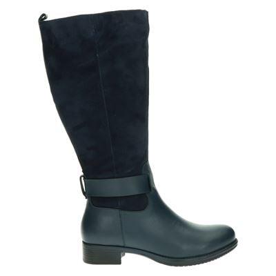 JJ Footwear dames laarzen blauw
