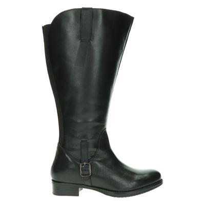 JJ Footwear dames laarzen zwart