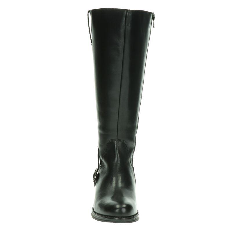 JJ Footwear Chinley XXL - Hoge laarzen - Zwart