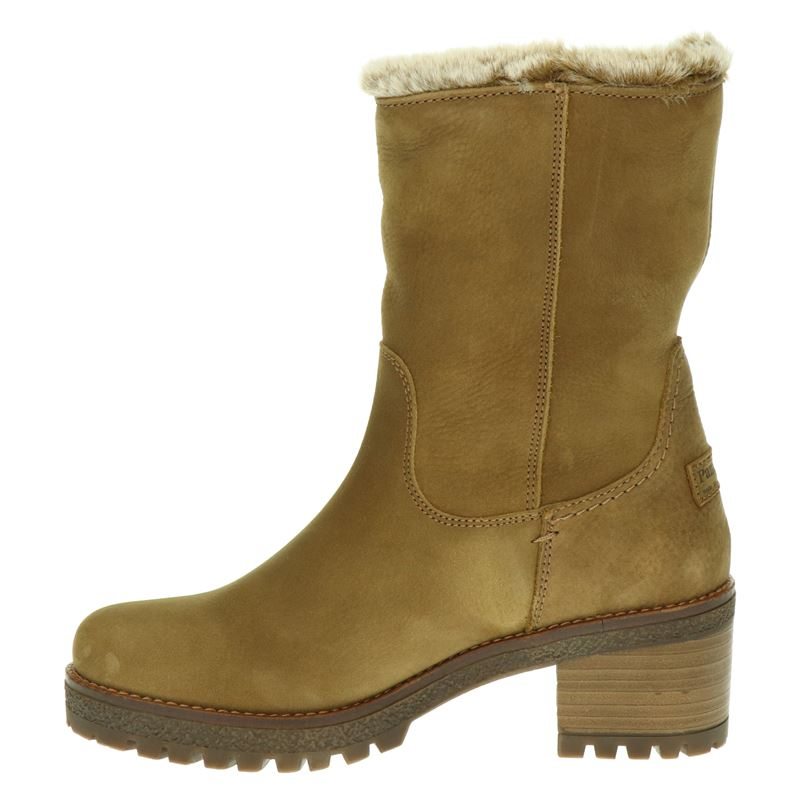 Panama Jack Piola - Rits- & gesloten boots - Taupe
