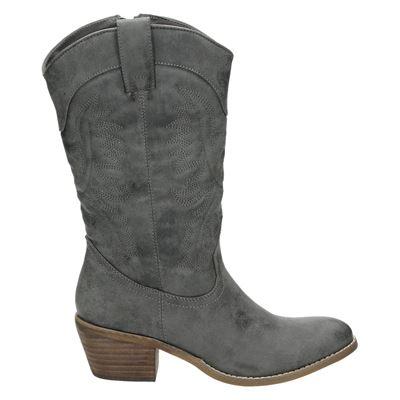 Hobb's dames laarzen grijs