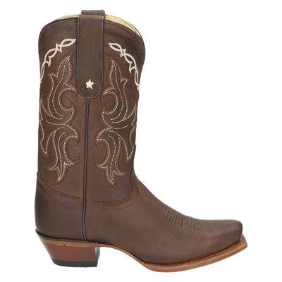 Tony Lama dames laarzen bruin