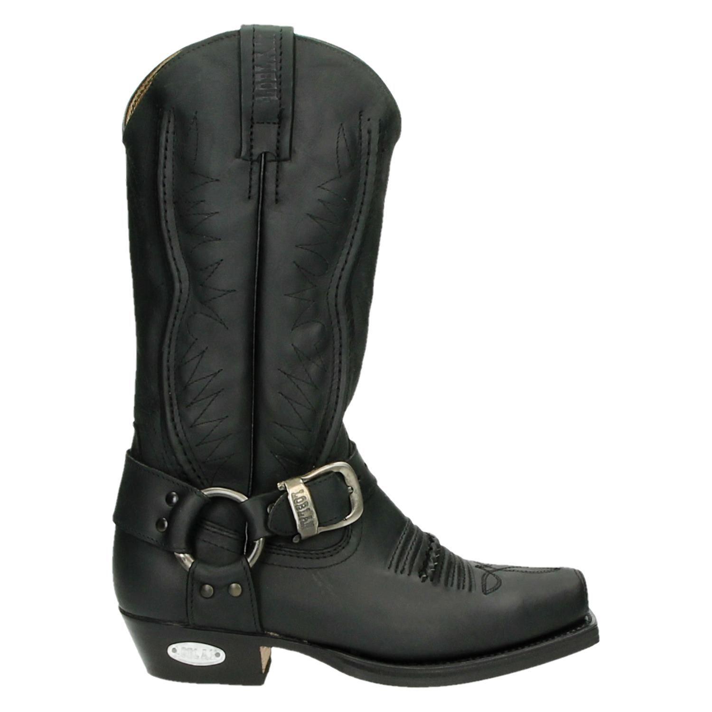 Loblan hoge laarzen zwart