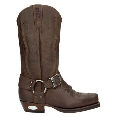 Loblan dames laarzen bruin