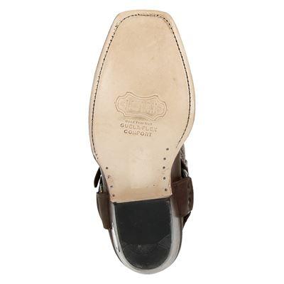 Loblan dames hoge laarzen Bruin