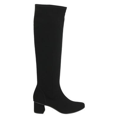 Rapisardi dames laarzen zwart