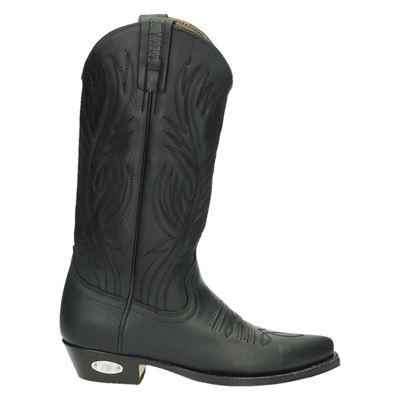 Loblan dames laarzen zwart