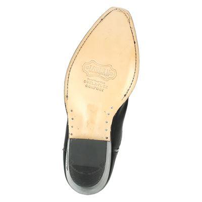 Loblan dames hoge laarzen Zwart