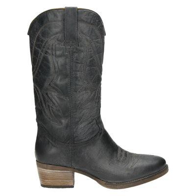 Antonio Moretto dames laarzen zwart