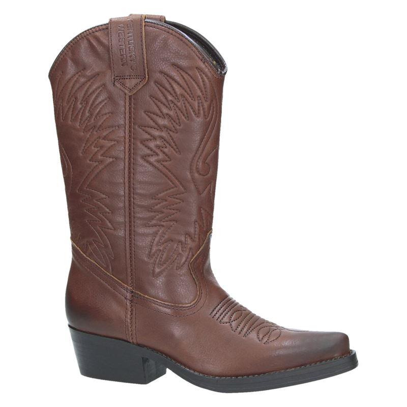 Kentucky's Western - Cowboylaarzen - Bruin