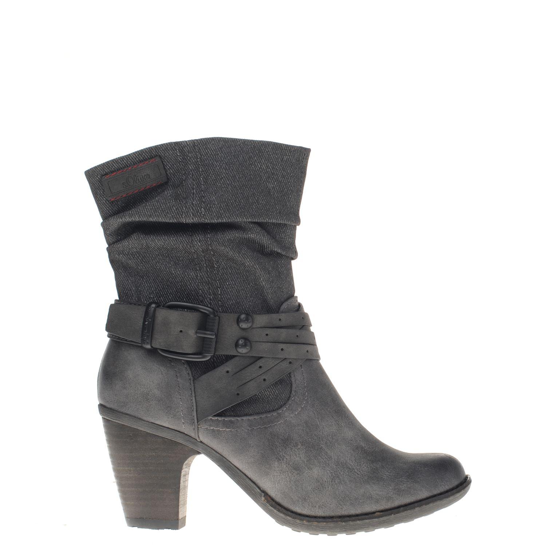S.Oliver dames hoge laarzen