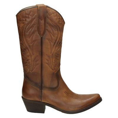 Kentucky's Western dames laarzen cognac