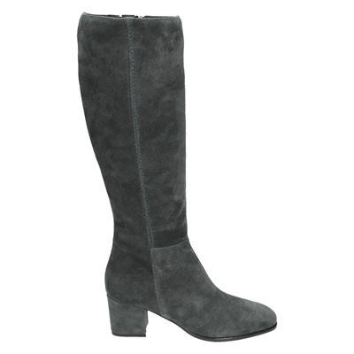 Nelson dames laarzen grijs