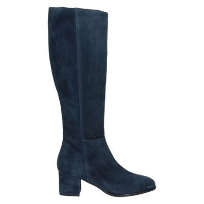 Nelson dames laarzen blauw