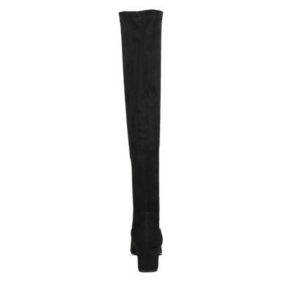 Nelson dames hoge laarzen Zwart