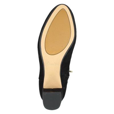 Clarks Kelda Pearl Hoge laarzen voor dames Zwart