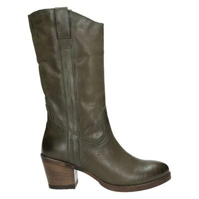 Antonio Moretto dames laarzen groen