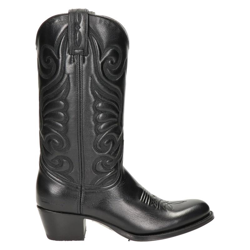 Sendra 11627 Debora - Cowboylaarzen - Zwart