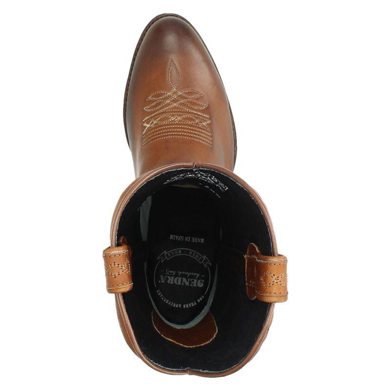 Sendra 11627 Deborah - Cowboylaarzen - Cognac