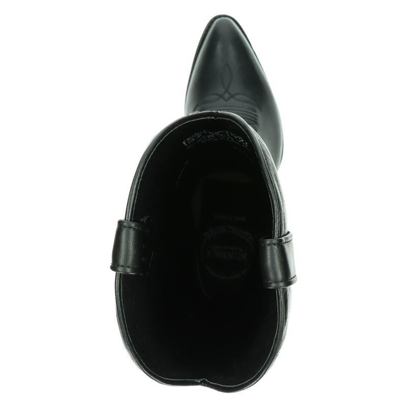 Sendra 8840 Lia - Cowboylaarzen - Zwart