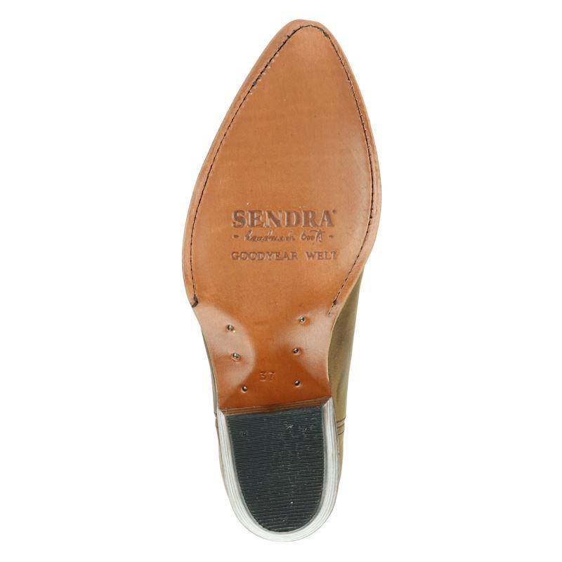 Sendra 8840 Lia - Cowboylaarzen - Cognac