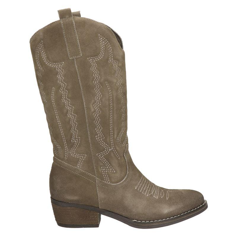 Nelson - Cowboylaarzen - Taupe