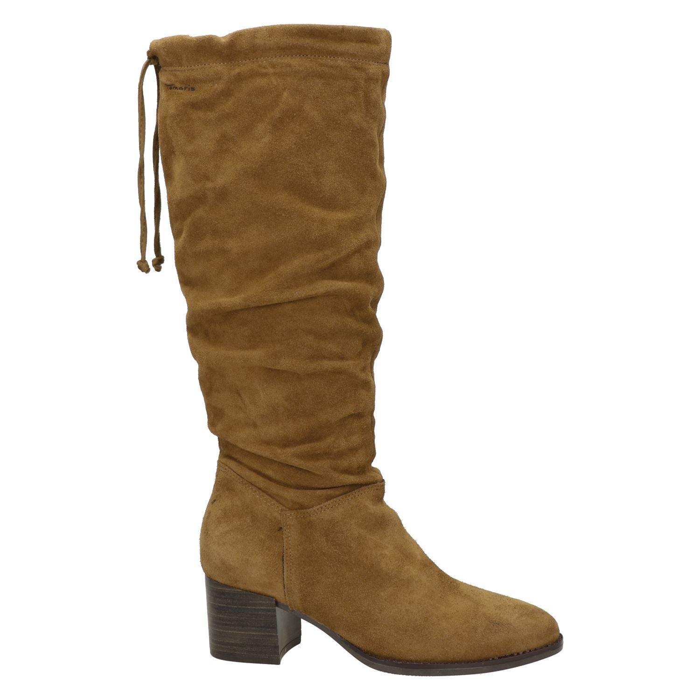 hoge laarzen dames tamaris