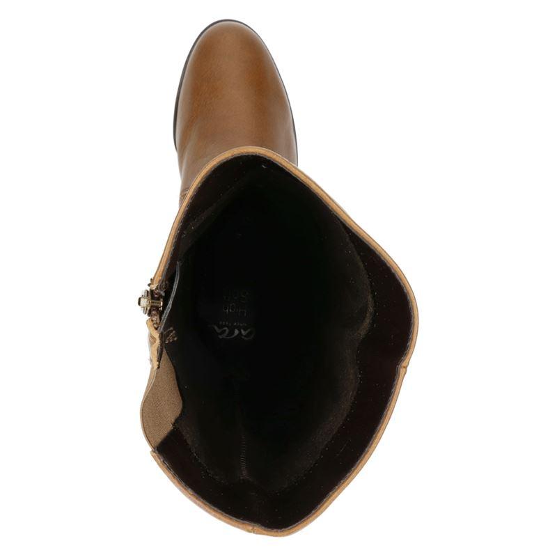Ara Florenz - Hoge laarzen - Cognac
