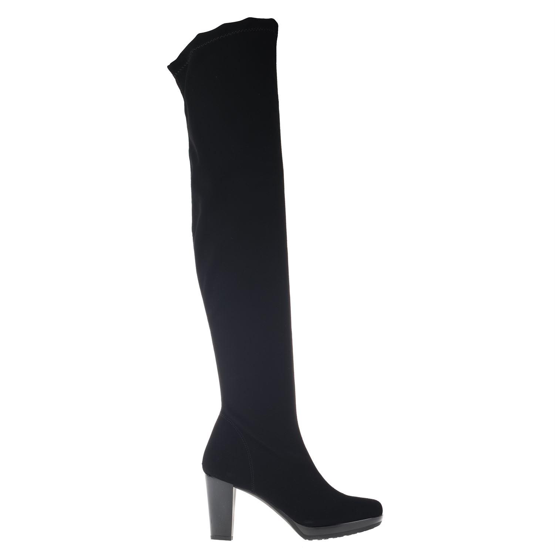 Rapisardi hoge laarzen zwart