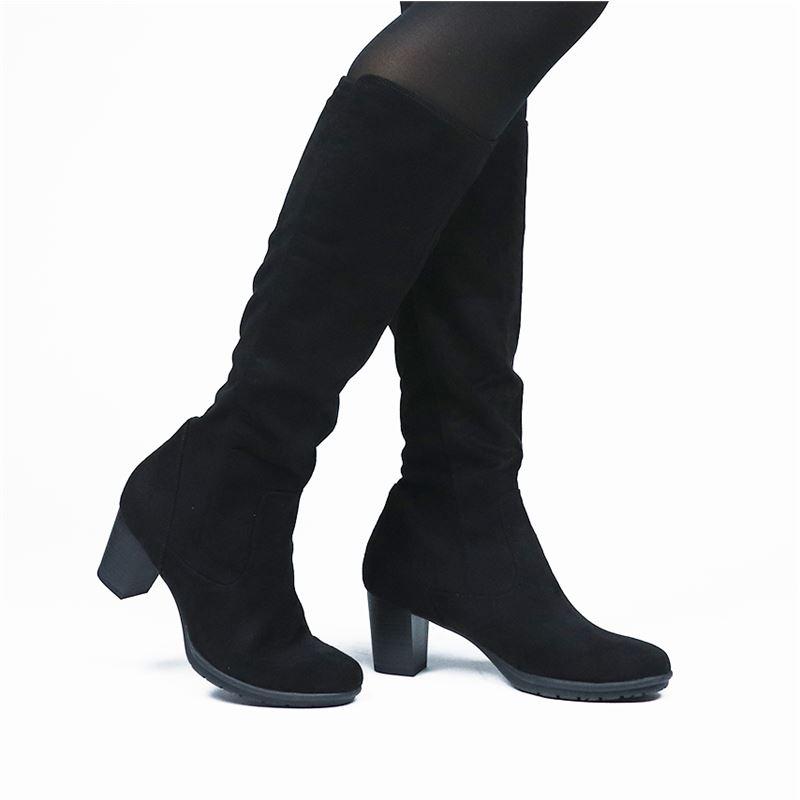 Marco Tozzi - Hoge laarzen - Zwart