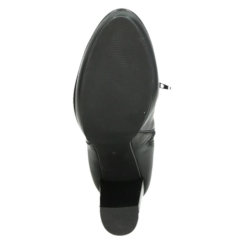 Nelson - Hoge laarzen - Zwart