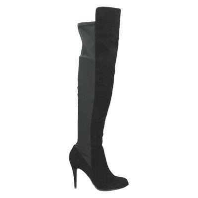 Blink dames laarzen zwart