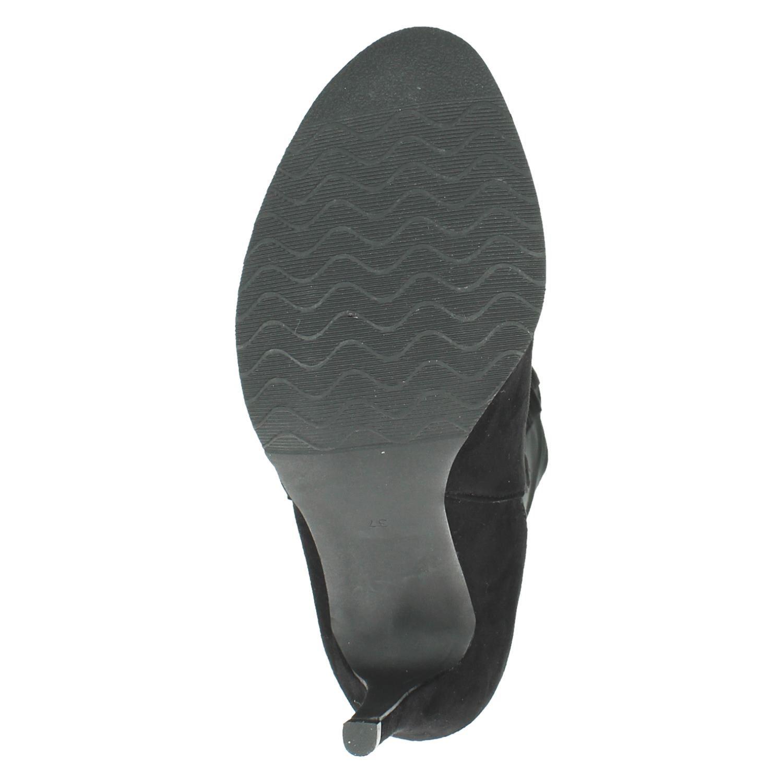 Zwart Blink Dames Hoge Laarzen Blink Dames Laarzen Hoge ExB7qSwq0