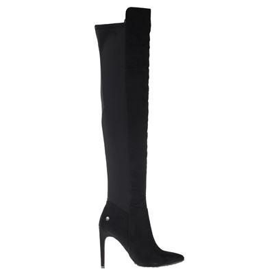 Blink dames hoge laarzen zwart