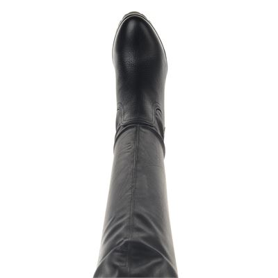 Hobbs dames hoge laarzen Zwart