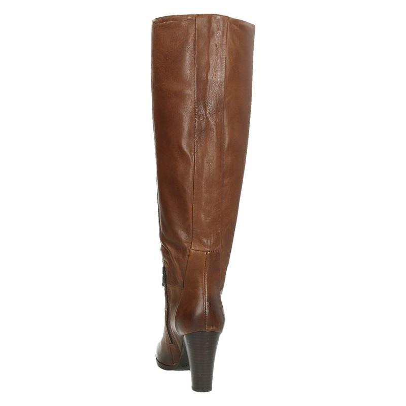 Tamaris - Hoge laarzen - Cognac