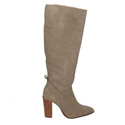 Nelson dames laarzen taupe