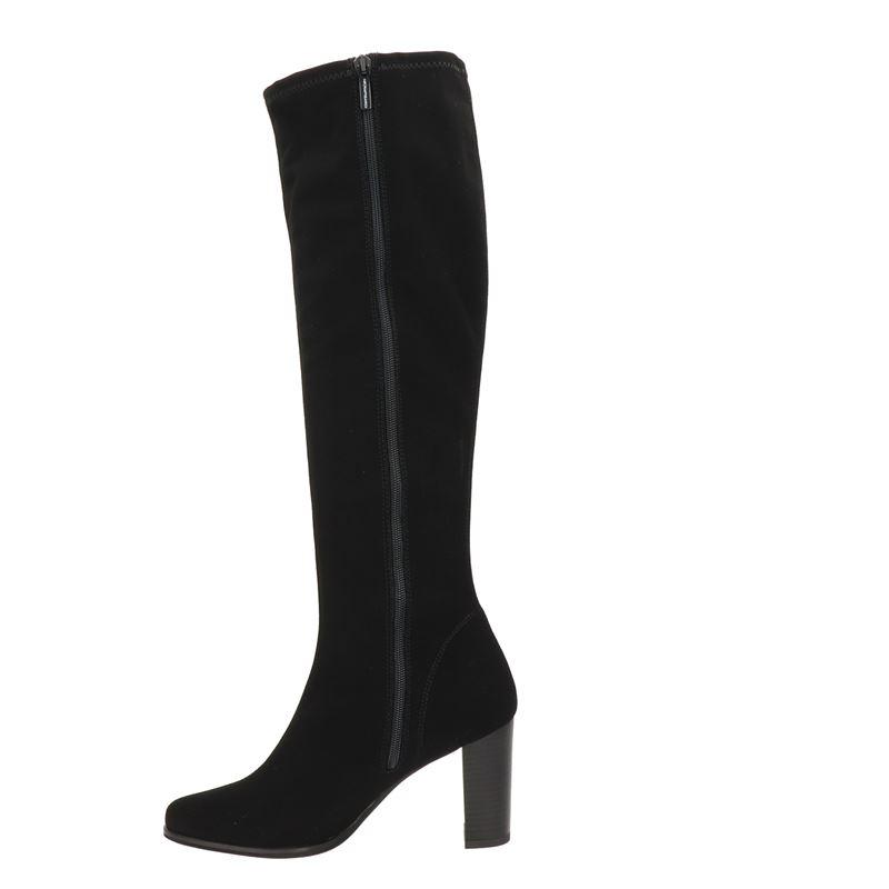 Rapisardi - Hoge laarzen - Zwart
