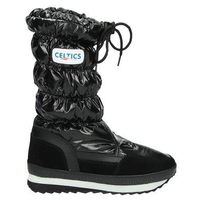Celtics dames snowboots zwart