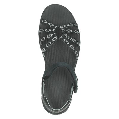 Teva Kayenta dream wavedames sandalen Zwart