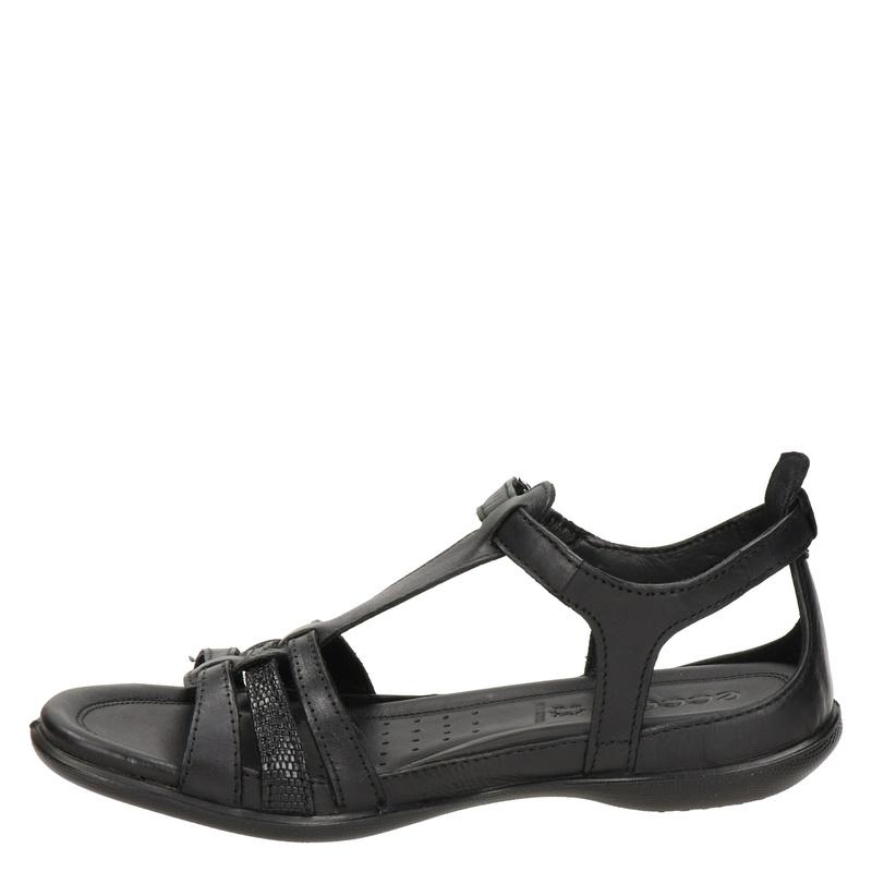 Ecco Flash - Sandalen - Zwart