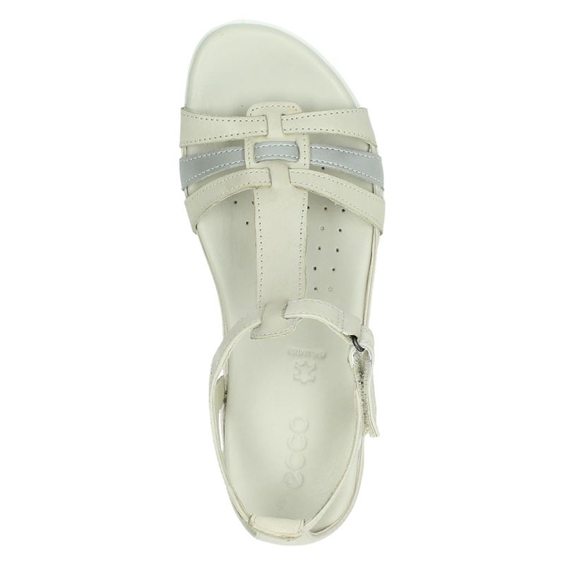 Ecco Flash - Sandalen - Ecru