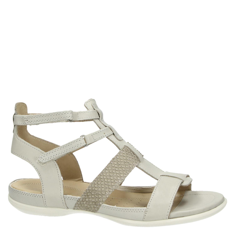 ecco flash dames sandalen beige. Black Bedroom Furniture Sets. Home Design Ideas