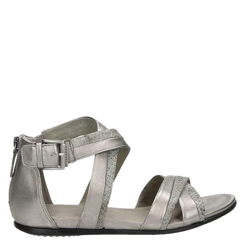 e47a1ad5c6f31f Ecco Touch dames sandalen brons