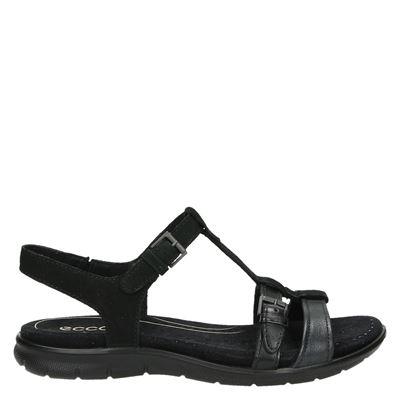Ecco babett dames sandaal. ben je op zoek naar een sandaal waar je de hele dag zorgeloos op kunt rondlopen? ...