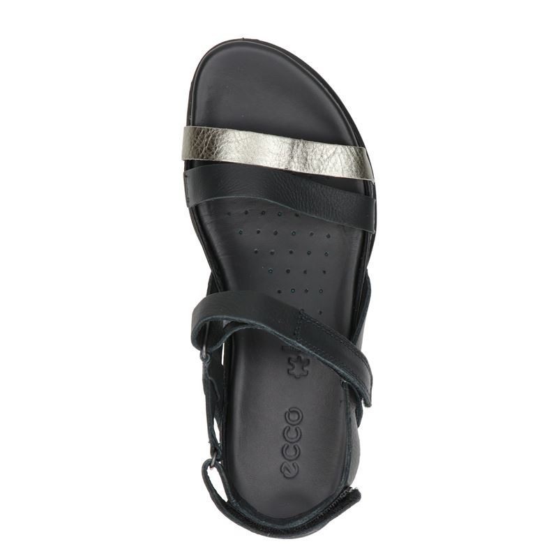 Ecco Flash - Sandalen - Zwart