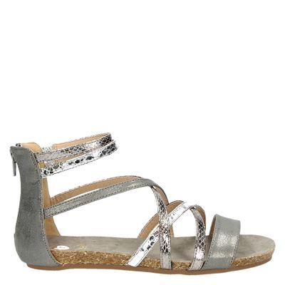 La Strada dames sandalen zilver