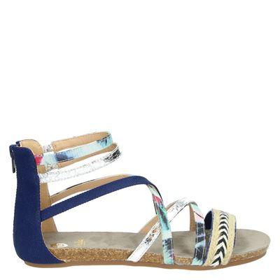 La Strada dames sandalen blauw